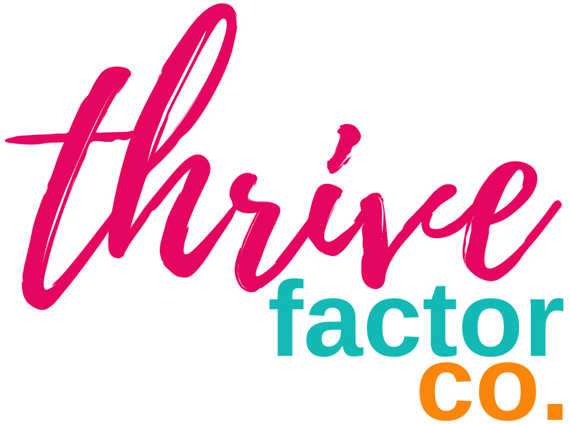 Thrive Factor Co Business Coaching