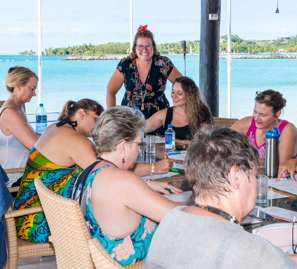 Shannon Dunn   Professional Speaker   Women in business   Ultimate Girls Week Away Fiji February 2020